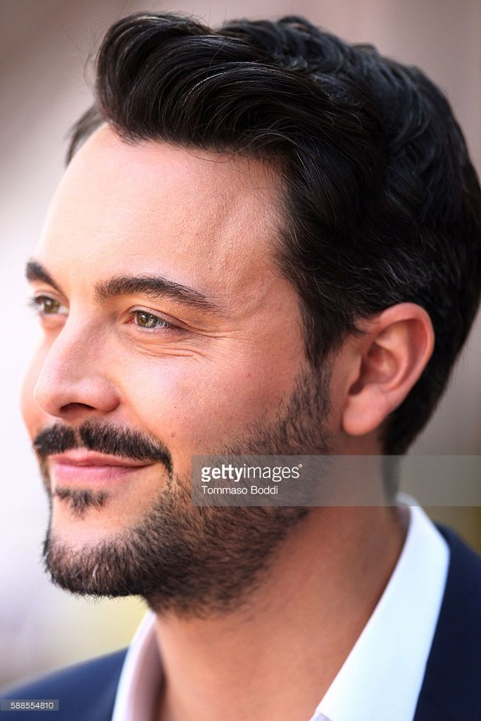 Jack Huston at a ceremony honoring actress/producer Roma Downey with a star on the Hollywood Walk of Fame on August 11, 2016