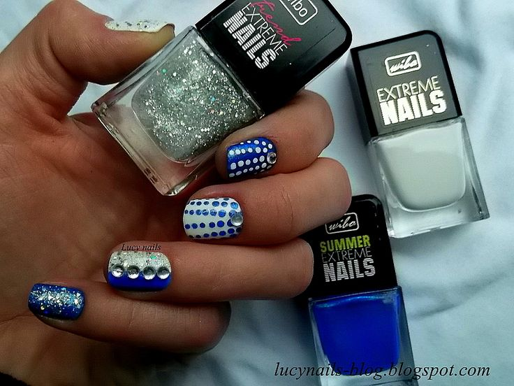 Wibo Trend Extreme Nails nr 1 i Summer Extreme Nails nr 533