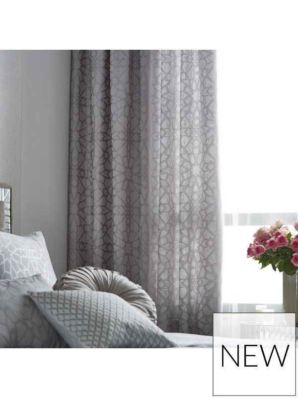 The 25 best contemporary eyelet curtains ideas on for Space fabric dunelm