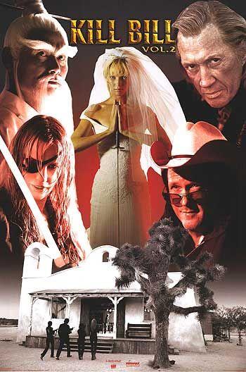Kill Bill Volume II