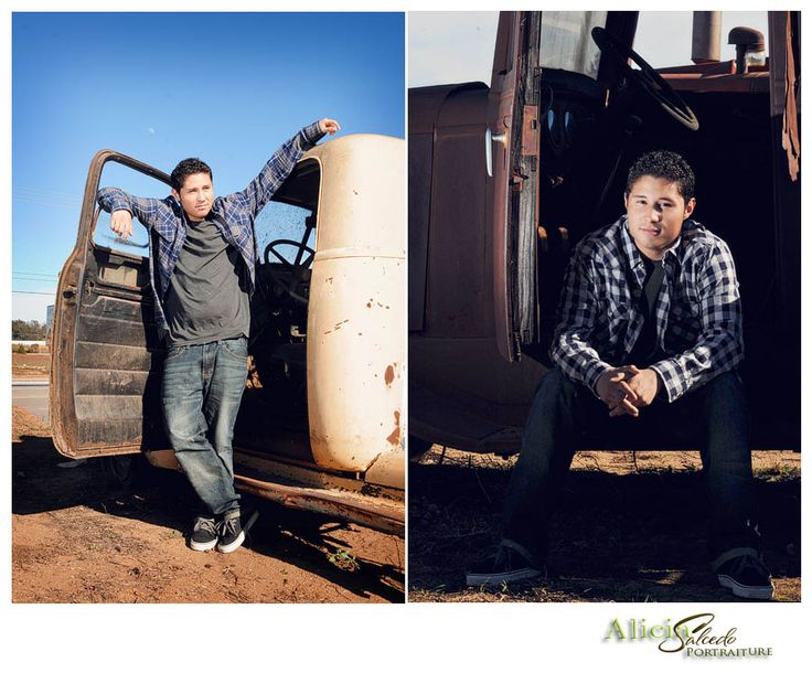 boy in truck-senior boy pictures-outdoor senior pictures-murrieta senior pictures-temecula senior pictures