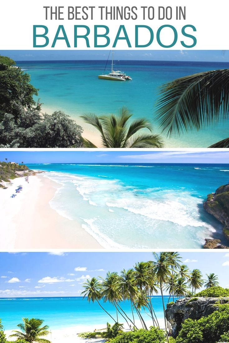 Best things to do in beautiful Barbados | Travel | Bahamas island