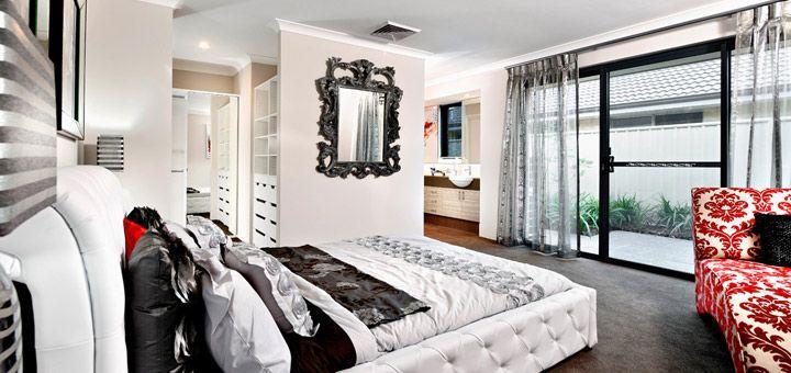 Bedroom - Lots of space, lots of light!