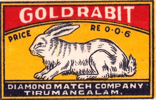 """""""…and a box of Gold Rabbit please.""""  """"I'm sorry sir, we only have these. They're nearly as good."""""""