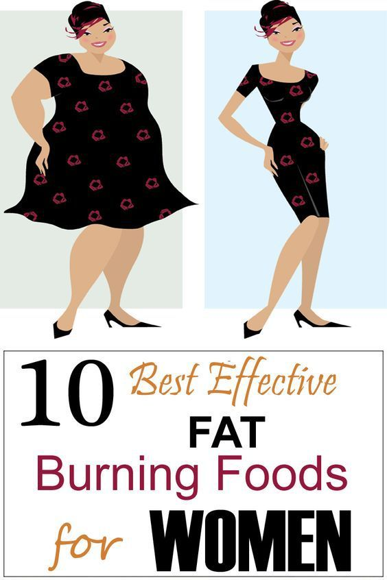 10 Best Effective Fat Burning Foods for Women