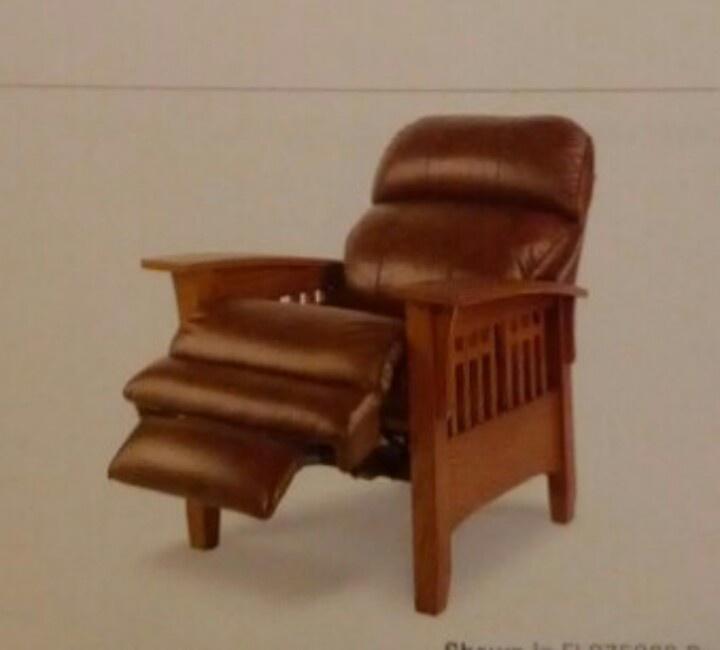 Lazyboy Eldorado Mission Recliner Chair Design