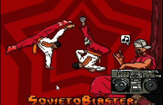 Sovietoblaster