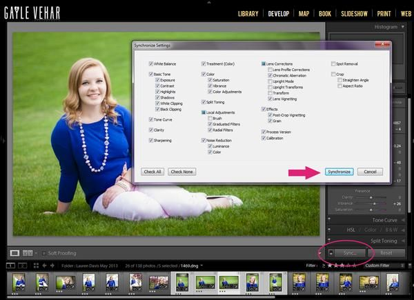 how to use lightroom youtube