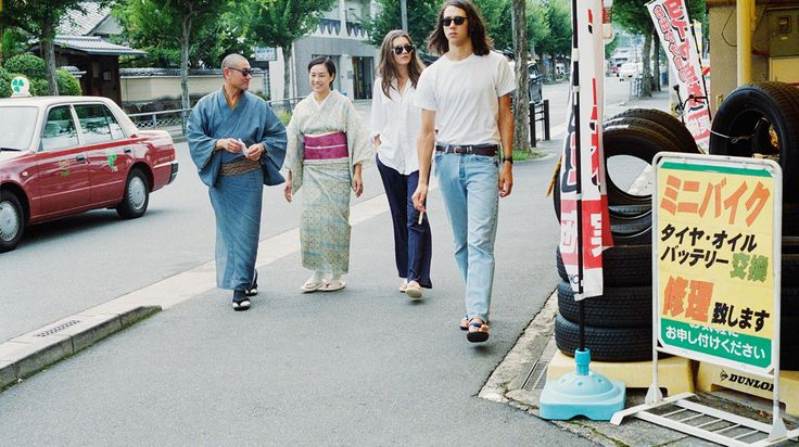 #Eytys x Gion Naito. Photographed by Anders Edström in Kyoto.
