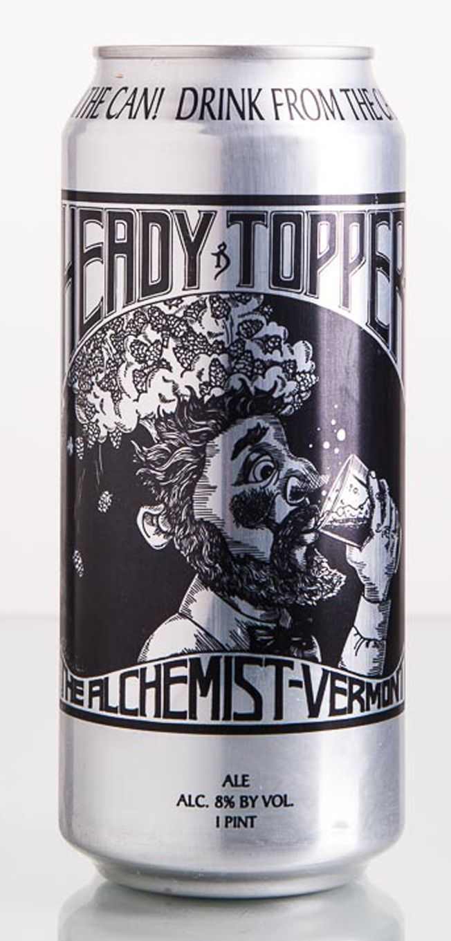 Review: The Alchemist Heady Topper | Craft Beer & Brewing Magazine