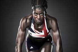 Christine Ohuruogu  Athlete