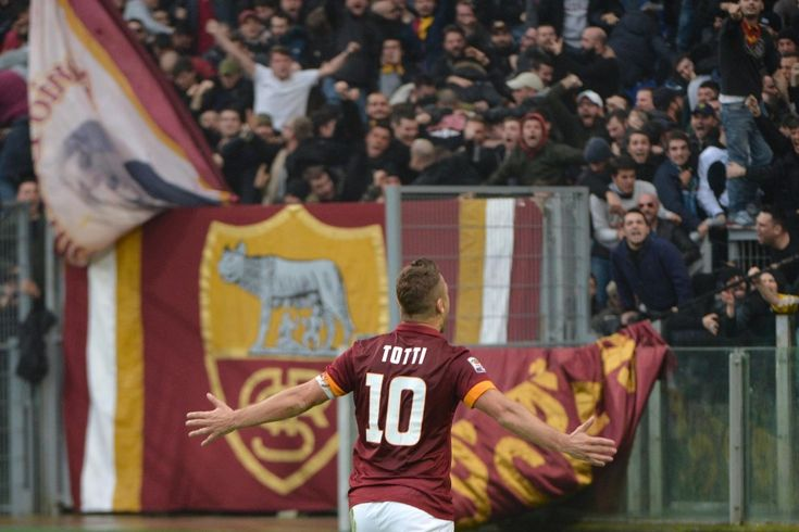 Roma - Lazio 11 gennaio 2015