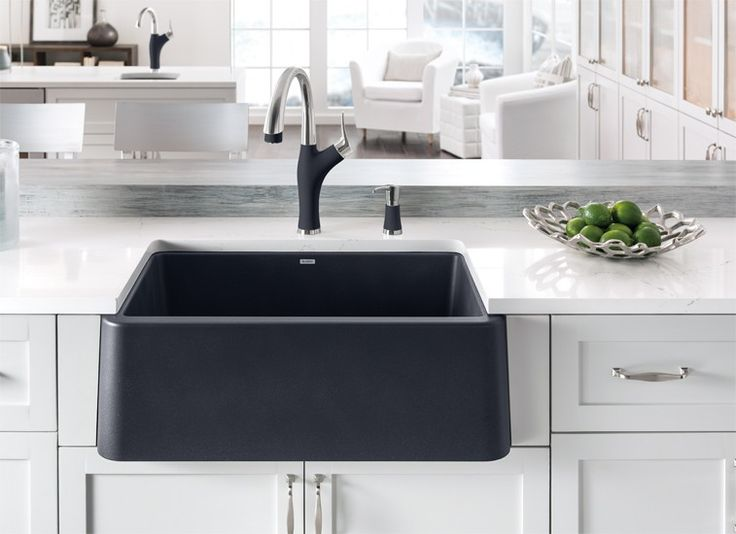 Best 25 Apron Front Sink Ideas On Pinterest Apron Sink Apron Sink Kitchen And Farm Sink Kitchen