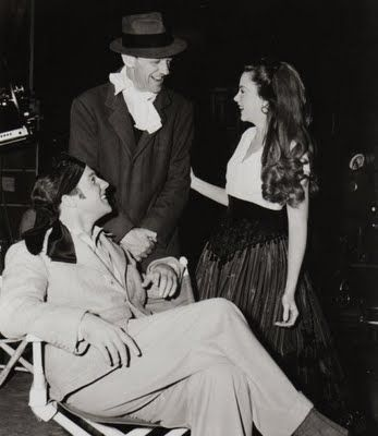 Fred Astaire, Gene Kelly and Judy Garland