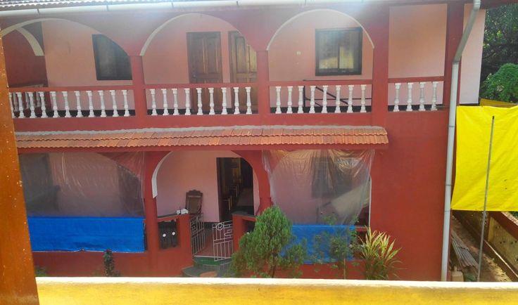 An Vin Guest House in Goa