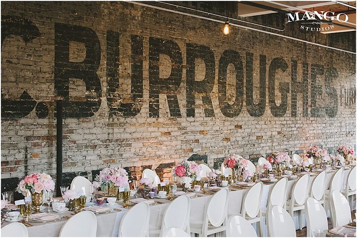 Historical Toronto venues  The Burroughes Building
