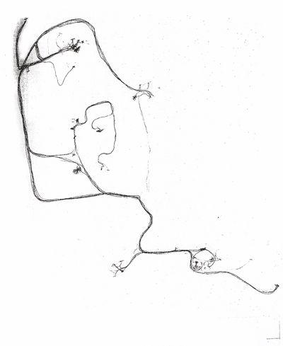 Fernand Deligny, ligne d'erre