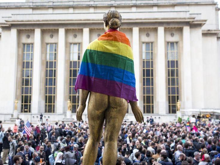 gay bars bastille paris
