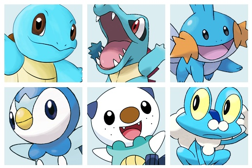 Pokémon Image #1416711 - Zerochan Anime Image Board |Pokemon Piplup And Oshawott