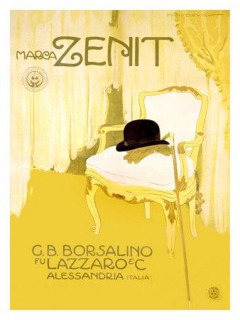 Vintage Zenit (fabulous European avant-garde magazine) cover