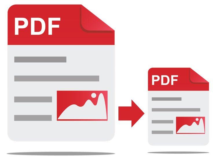 Czy można zmiejszyć pięciokrotnie rozmiar pliku pdf, zachowując przyzwoitą jakość? W artykule instrukcja krok po kroku.