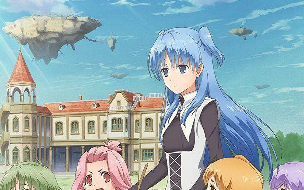 Kadokawa Sets 'SukaSuka' Anime DVD/BD Release Plans