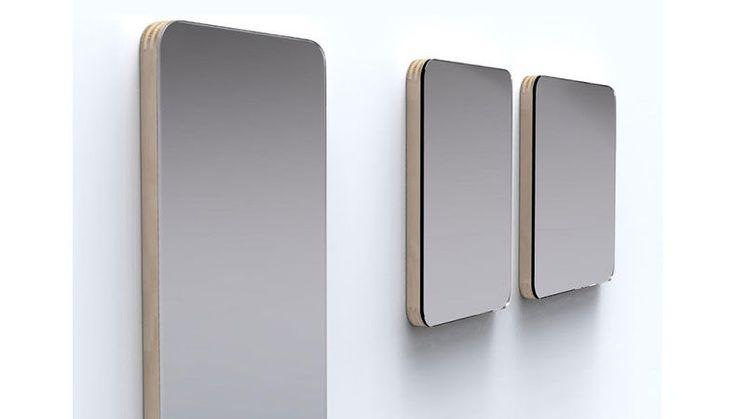 NAVER COLLECTION   AK6-14 Mirrors   Design: Nissen & Gehl mdd.