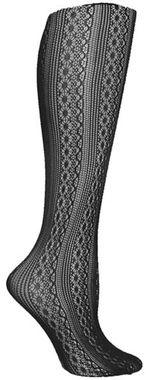 Nordic Textured Trouser Socks / Black