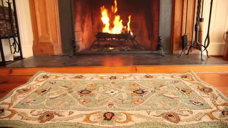 Flame Retardant Rug