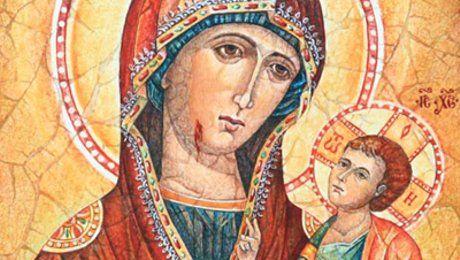 От чего помогает Иверская икона Божьей Матери?