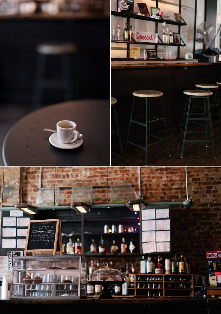 urban cafe - inviting and aesthetically pleasing