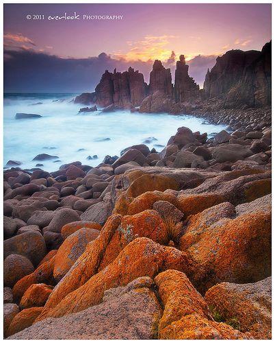 Spires ~ Cape Woolamai, Phillip Island