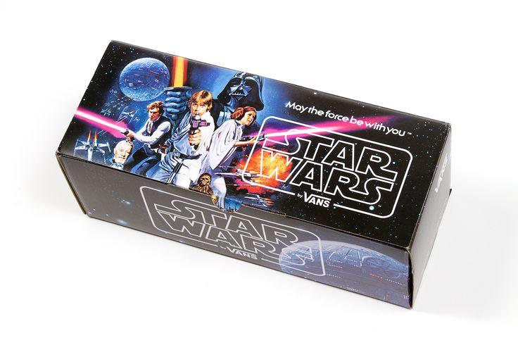 Vans x 'Star Wars' Apparel