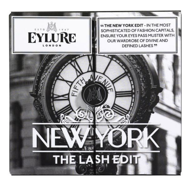 Eylure Lash Edit - New York Set