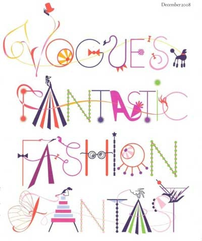 Creatively Written ~ Vogue ~