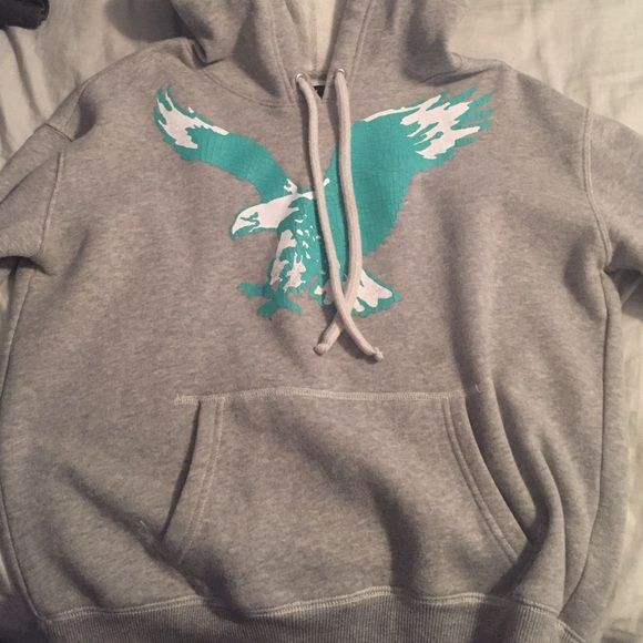 American Eagle hoodies for sale! Both size large, from American Eagle! $25 for both or $14 each American Eagle Outfitters Sweaters