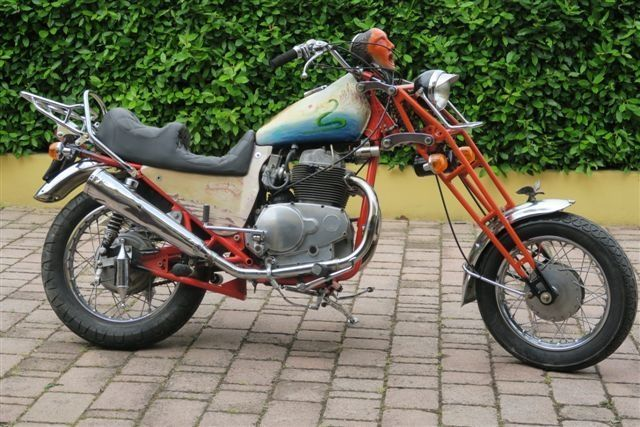 Benelli Tornado 650cc - 1971