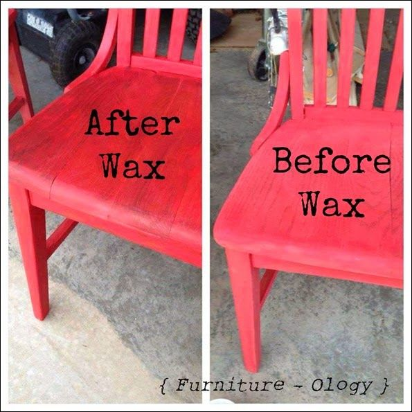 Tricycle U0026 Furniture Wax Chair / By Furniture Ology / Miss Mustard Seedu0027s Milk  Paint