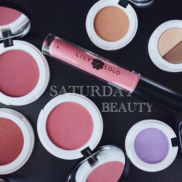 Lily lolo naturligt och rent mineralsmink. #lilylolo #mineralsmink #smink #makeup