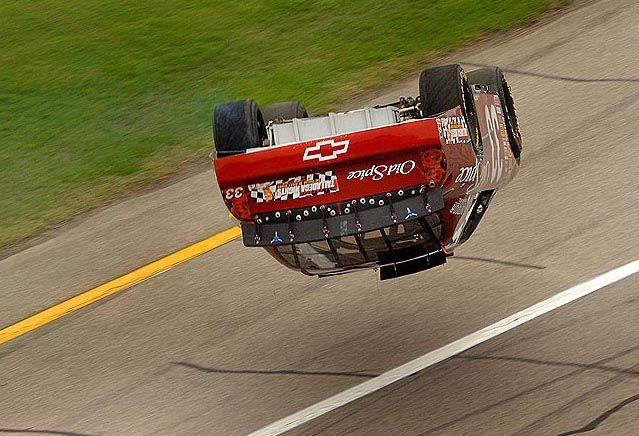 WHY YOUR DRIVER WILL LOSE THE CHASE: TONY STEWART