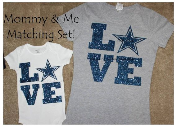 Dallas Cowboys Team Shirt Custom Football Shirt by TheLittleQueen
