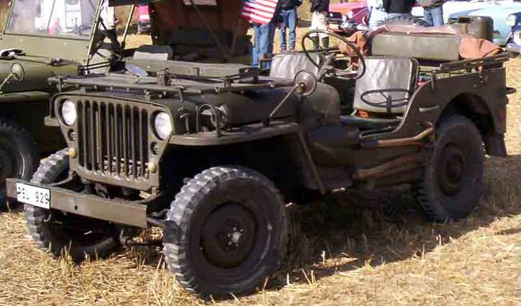 Willys MB Jeep 1944 - Willys MB - Wikipedia