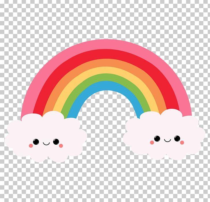 Rainbow Cartoon Drawing Png Cartoon Clip Art Cloud Clouds Color Rainbow Drawing Rainbow Cartoon Rainbow Png
