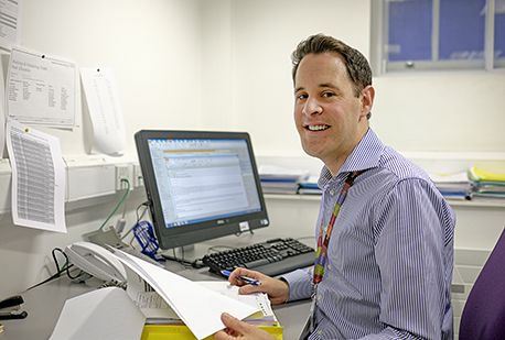 Corporate services - Imperial College Healthcare NHS Trust