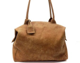 Check out Sale!!! Distressed brown leather tote bag large leather bag leather handbag Handmade with LOVE!!!! on limorgalili