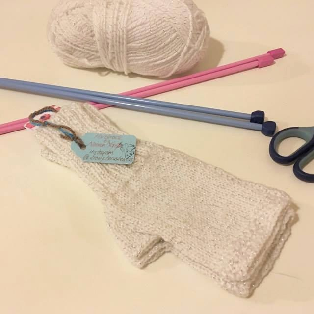 White Gloves, Fingerless Gloves, Mittens, Knit Fingerless gloves, Arm warmers…