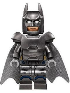sh217: Batman - Armored (76044) | Brickset: LEGO set guide and database