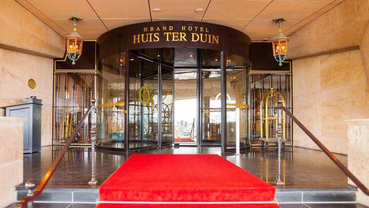 Bespoke 5-Star Luxury Royal Prestige RP 4800 AY Hotel Entrance, Grand Hotel Huis ter Duin, Noordwijk, The Netherlands