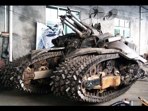 Los 5 Tanques De Guerra Mas Poderosos Del Mundo - YouTube