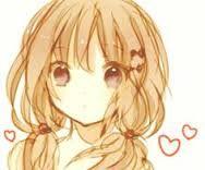 cute manga girl